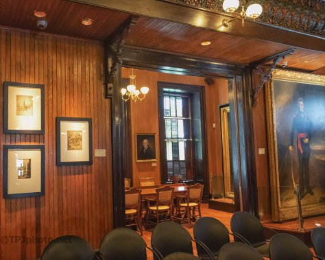 Inside The Charleston Council Chambers