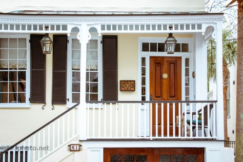 Charleston Is All About The Porch