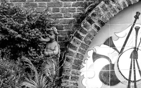 Back Courtyard, Charleston