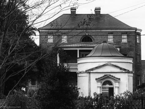 Exploring Charleston, Monochrome - Black And White