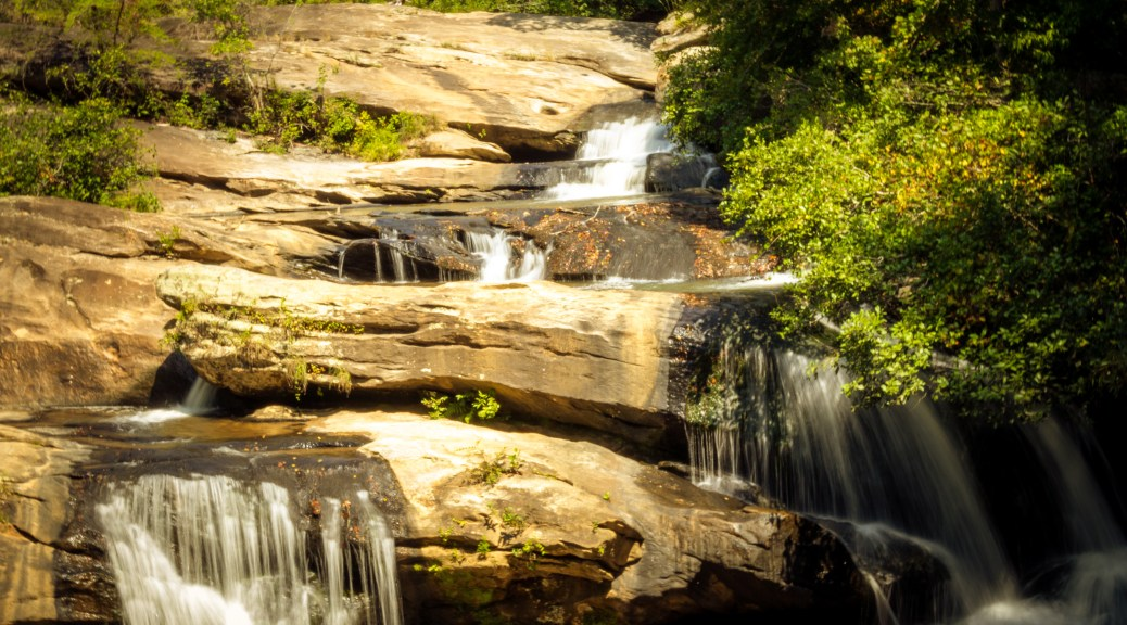 Falls, Blue Ridge Mtns.