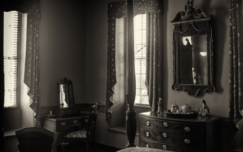 In A Grand Old House