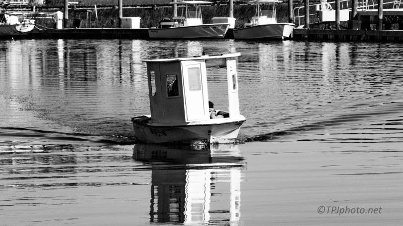 Working Boats, Charleston, South Carolina