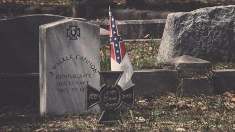 J Walker Cannon, CSA Navy