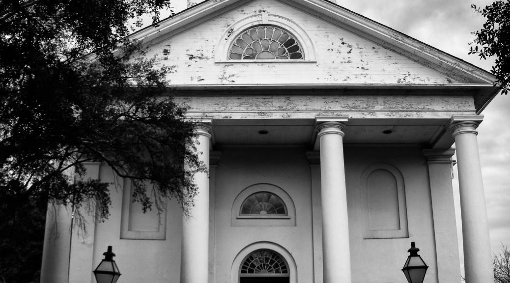 Charleston, Found On A Walk