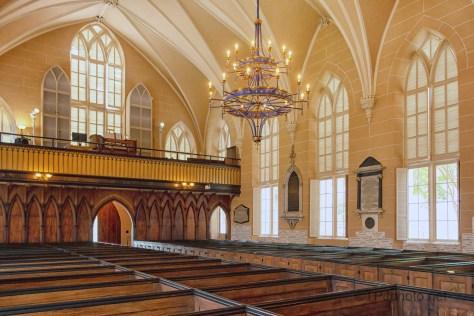 Inside The Huguenot Church, Charleston (2)