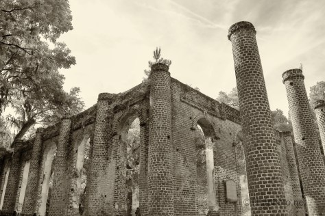 Prince Williams Parish 1757 (Sheldon) In Sepia