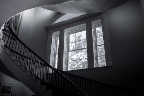 1800's Architecture, Monochrome