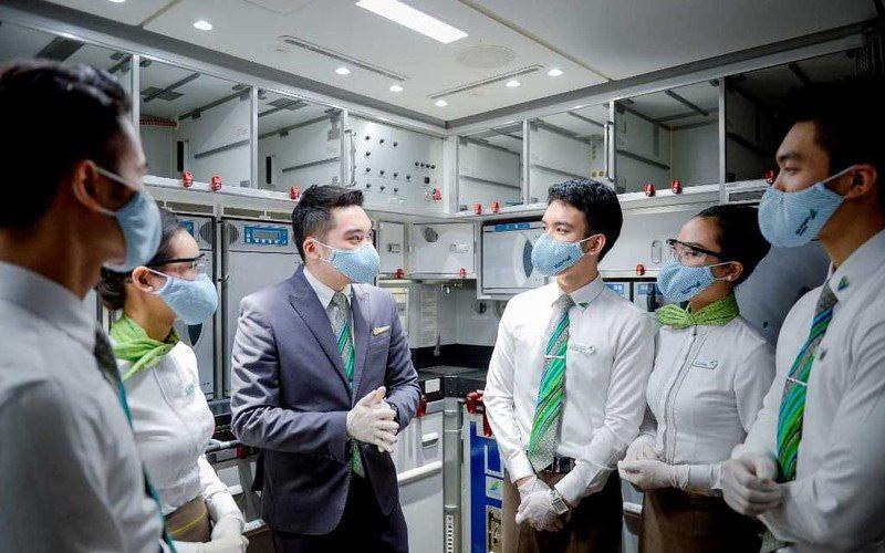 Bamboo Airways tiêm vaccine COVID-19 cho tất cả cán bộ nhân viên