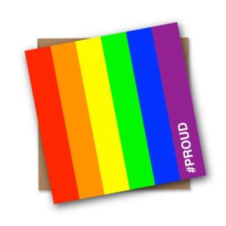 #Proud Greetings Cards