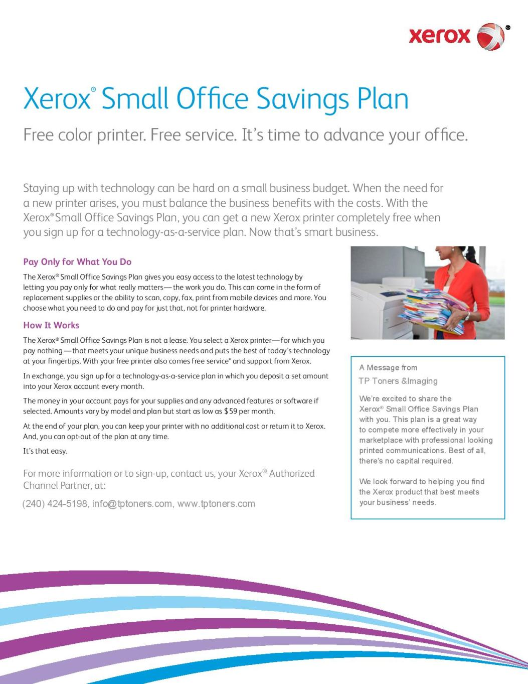 Xerox Small Office Saving Plan XSOSP-03-page-001