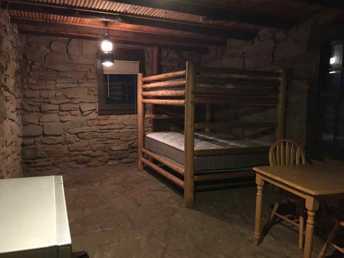 Palo Duro Canyon State Park Cabins Cow Camp Texas