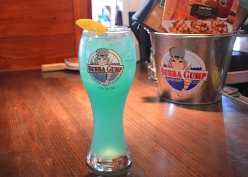 Bubba Gump drink
