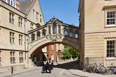 new college lane gettyimages 182859171 Where is Philip Pullman's His Dark Materials filmed?