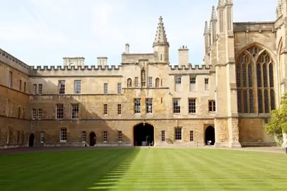 new college gettyimages 155143045 Where is Philip Pullman's His Dark Materials filmed?