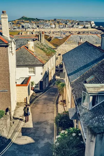 st ives harbour gettyimages 587683513