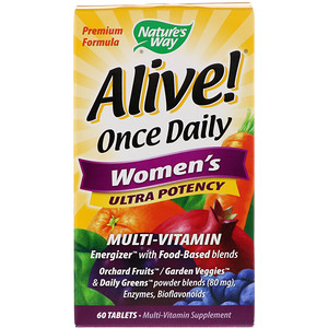 Nature's Way, Alive! Women's