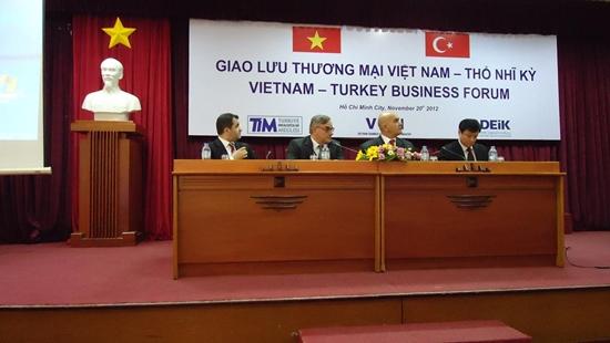 Türkiye- Vietnam İş Forumu