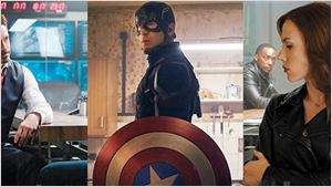 Kaptan Amerika: Kahramanların Savaşı'ndan Yeni Görüntüler!