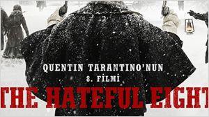 The Hateful Eight'ten Türkçe Afiş!