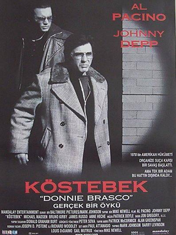 Köstebek - Donnie Brasco - Beyazperde.com