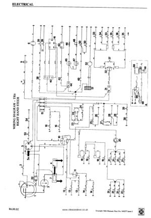 Triumph TR PDF Downloads  Triumph TR4A IRS Rebuild and