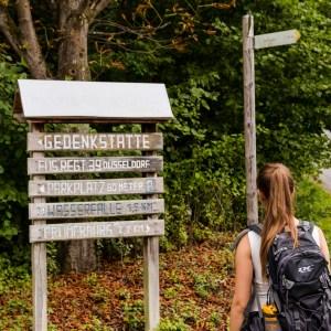naturparkzentrum teufelsschlucht irrel dinosaurierpark deutschland luxemburg grenze tr4vel.de tr4vel