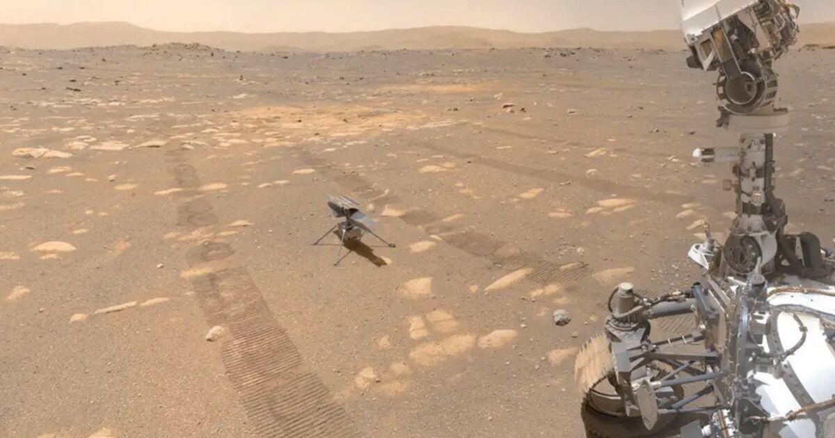 Voici les photos spatiales les plus époustouflantes de ce début d'année 2021