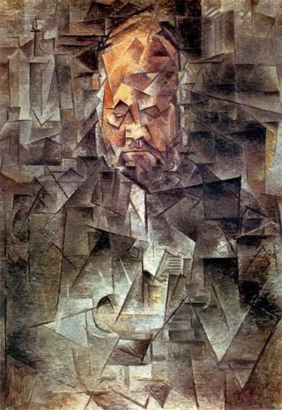 Picasso. Cubismo analítico