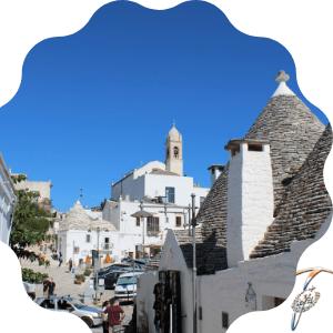 Los Trullos de Alberobello