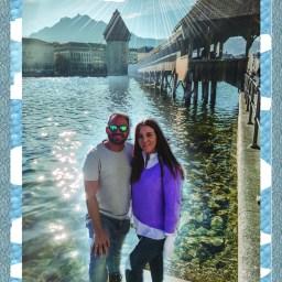living in Lucerne, Switzerland