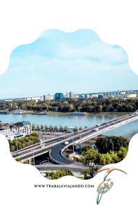 Vivir en Bratislava Eslovaquia