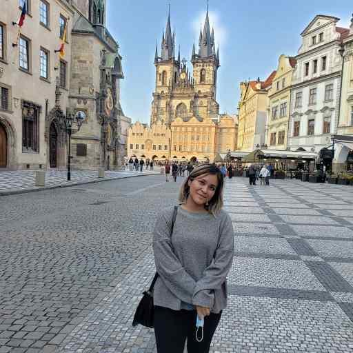 Mexicanos en Praga