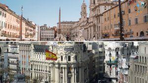 vivere in Italia o Spagna