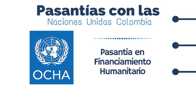 Haz tu pasantía en Naciones Unidas en Colombia