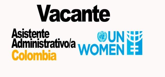"""Asistente Administrativo/a del Programa """"Ciudadanía de las mujeres para la paz, la justicia y el desarrollo"""""""