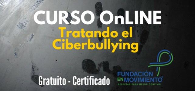 Curso online, gratuito y certificado sobre ciberbullying
