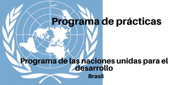 Programa de prácticas en Brasil
