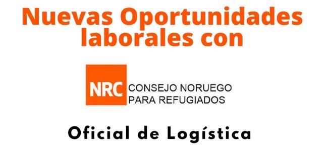 Nueva convocatoria laboral con el Consejo Noruego para Refugiados en Colombia