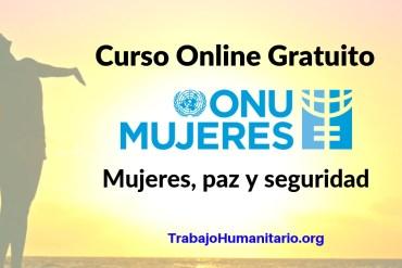 CURSO ONLINE ONU MUJERES PAZ