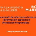 ONU MUJERES DOCUMENTOS VIOLENCIA CONTRA LAS MUJERES