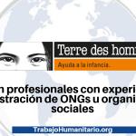 Terre Des Home busca profesionales