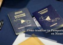 Como tramitar tu pasaporte en nicaragua