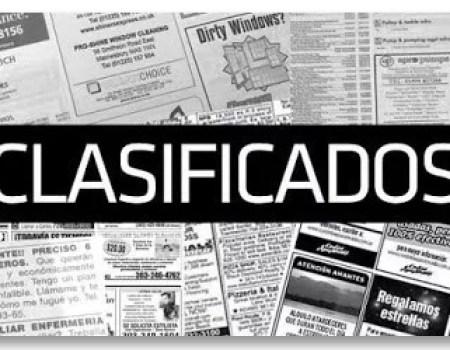 Clasificados y ofertas de empleo