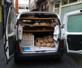 chofer para panaderia trabajo tucuman