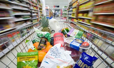 Principales Supermercados en UK
