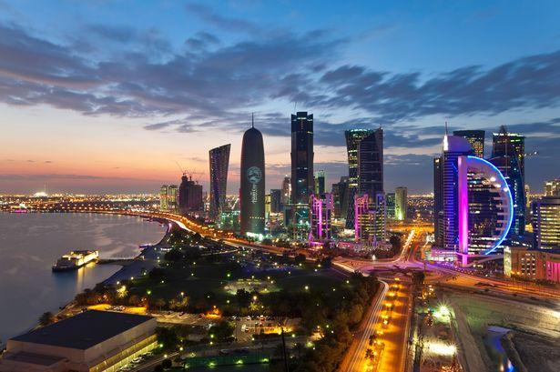 trabajo qatar