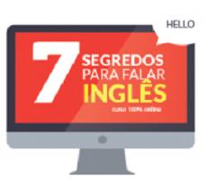 7 segredos para falar inglês