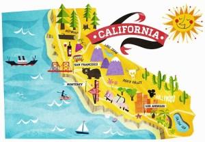 intercâmbio na Califórnia