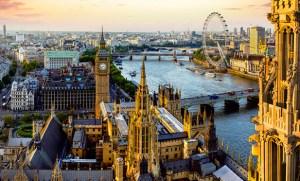 morar em Londres